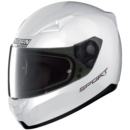 Casco NOLAN N60-5 Sport Metal White