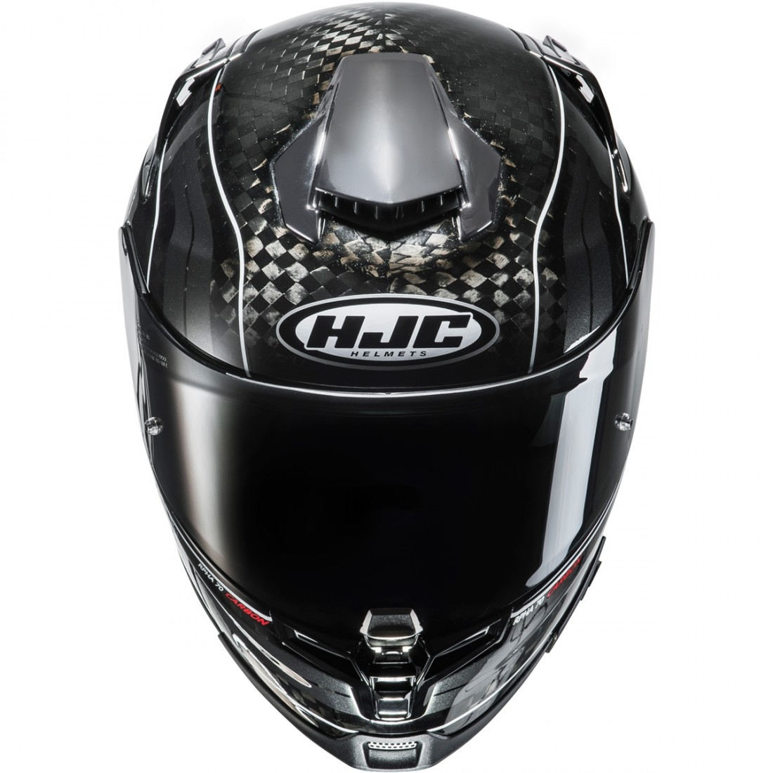 hjc rpha 70 carbon hydrus mc 5 helmet motocard. Black Bedroom Furniture Sets. Home Design Ideas