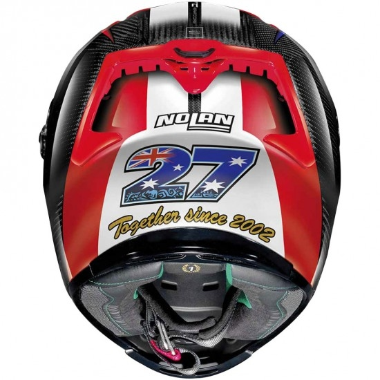Helm X-LITE X-803 Ultra Carbon Replica Casey Stoner Together Carbon