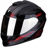 SCORPION Exo-1400 Air Free Metal Black / Red