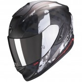 Exo-1400 Air Sylex Matte Black / Red