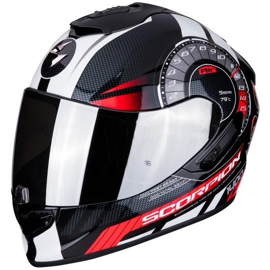 Helm SCORPION Exo-1400 Air Torque Black / Red