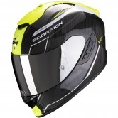SCORPION Exo-1400 Carbon Air Beaux Yellow Fluo