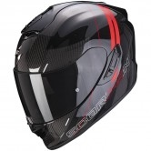 Exo-1400 Carbon Air Drik Black / Red