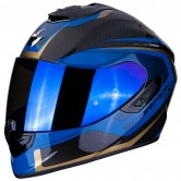 SCORPION Exo-1400 Carbon Air Esprit Black / Blue