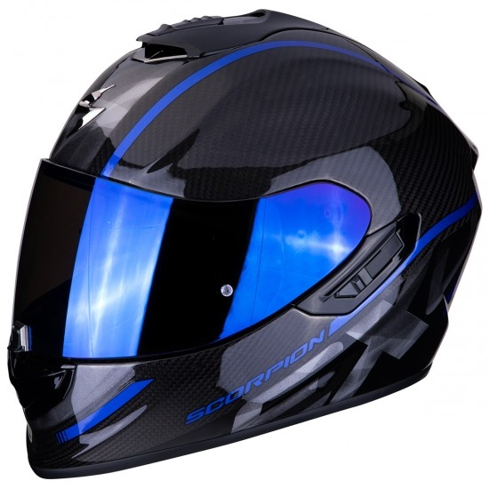 Helm SCORPION Exo-1400 Carbon Air Grand Blue