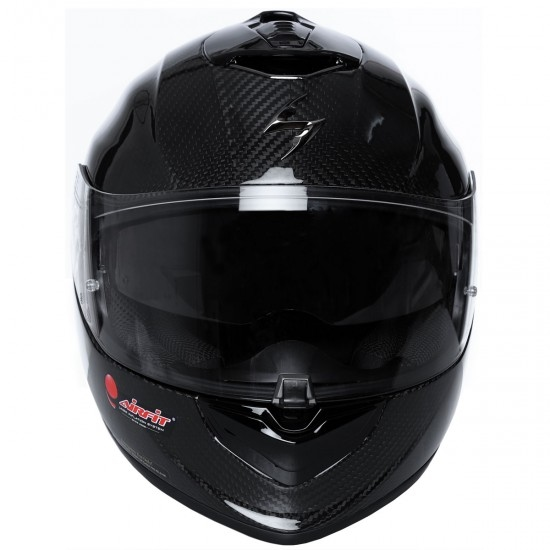 Casco SCORPION Exo-1400 Carbon Air Solid