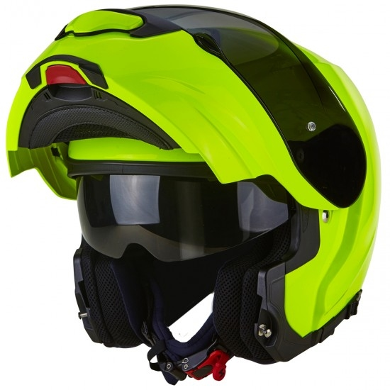 scorpion exo 3000 air neon yellow helmet motocard. Black Bedroom Furniture Sets. Home Design Ideas