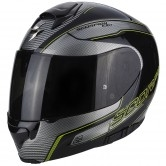 SCORPION Exo-3000 Air Stroll Black / Silver / Neon Yellow