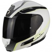 SCORPION Exo-3000 Air Stroll Pearl White / Black / Neon Yellow