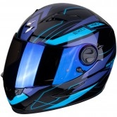 SCORPION Exo-490 Nova Black / Blue