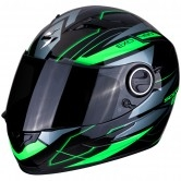 Exo-490 Nova Black / Green