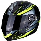 SCORPION Exo-490 Nova Black / Neon Yellow