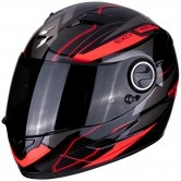 SCORPION Exo-490 Nova Black / Red