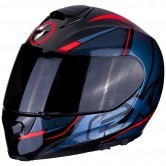 Exo-3000 Air Creed Black / Red