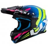 SCORPION VX-21 Air Xagon Blue / Neon Yellow