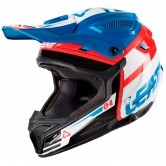 LEATT GPX 4.5 2018 V25 Blue / White