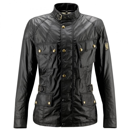 Giacca BELSTAFF Crosby Waxed Cotton Black