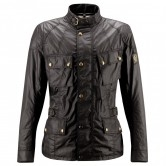 BELSTAFF Crosby Waxed Cotton Mahogany
