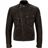 BELSTAFF Imperial Wax Cotton Dark Brown