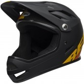 BELL Sanction Agility Matte Black / Yellow / Orange