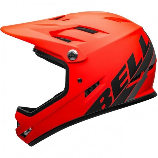 Casco BELL Sanction Agility Matte Orange / Black