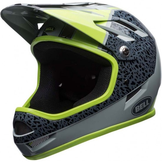 Capacete BELL Sanction Gloss Smoke / Pear Reparation