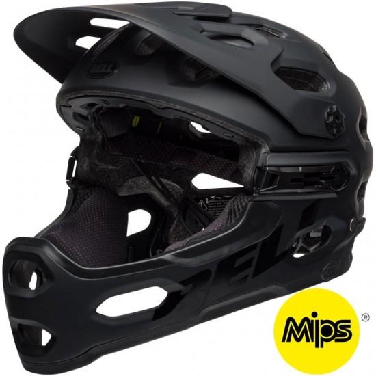 Casco BELL Super 3R MIPS Matte Black