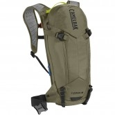 CAMELBAK T.O.R.O 8 Burnt Olive / Lime Punch