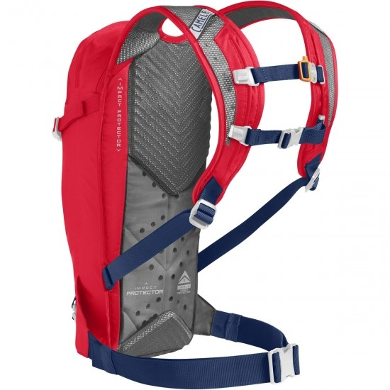 T.O.R.O 8 Racing Red / Pitch Blue