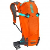 CAMELBAK T.O.R.O Protectror 8 3L Red Orange / Charcoal