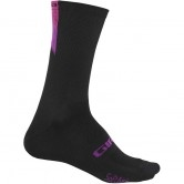 Comp Racer High Rise Bright Pink / Black