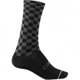 GIRO Comp Racer High Rise Checkered Peach