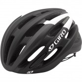 GIRO Foray Matte Black / White