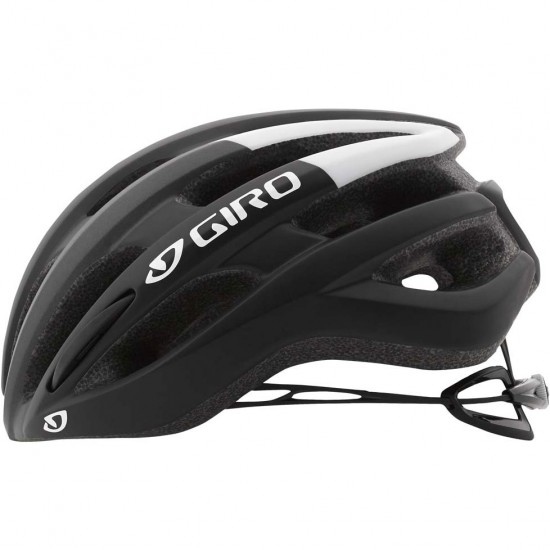 GIRO Foray Matte Black / White Helmet