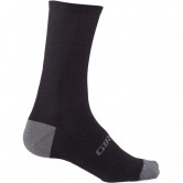 GIRO HRC + Merino Wool Black / Charcoal