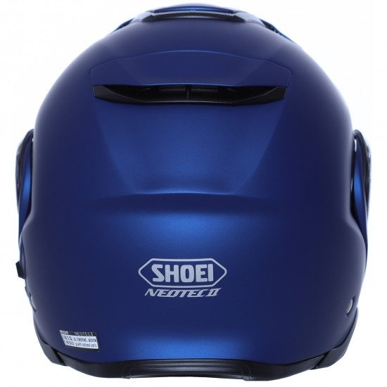 Casco SHOEI Neotec 2 Matt Blue Metallic