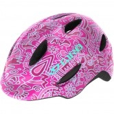 GIRO Scamp Junior Pink Flower