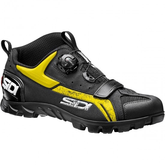 Scarpa SIDI MTB Defender Black / Yellow