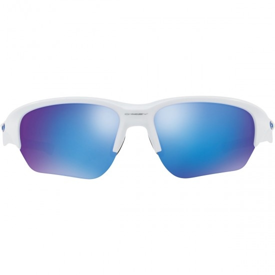 Gafas de sol OAKLEY Flak Beta Polished White / Sapphire Iridium