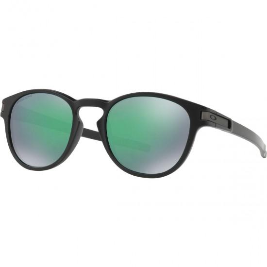 Máscara   Óculos OAKLEY Latch Matte Black   Prizm Jade · Motocard 4abae73a019