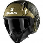 SHARK Street-Drak Crower Mat Green / Black / Green