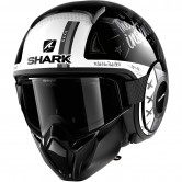SHARK Street-Drak Tribute RM Black / Anthracite / White