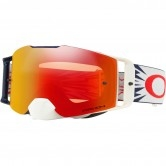 OAKLEY Front Line High Voltage Yellow / Red / Prizm MX Torch