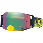 OAKLEY Front Line Thermo Camo Green / Yellow / Prizm MX Jade Iridium