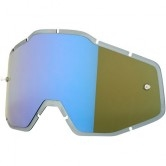 Injected Anti-Fog Hiper Blue Mirror