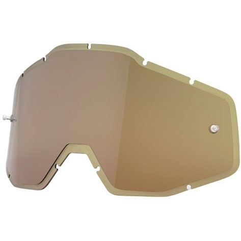 100% Injected Anti-Fog Hiper Olive Mask / Goggle
