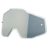 Injected Anti-Fog Hiper Silver Flash Mirror