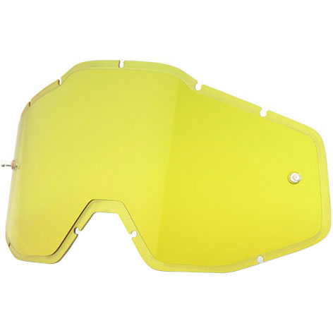 null 100% Injected Anti-Fog Hiper Yellow