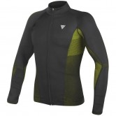 DAINESE D-Core No-Wind Dry LS Black / Yellow Fluo